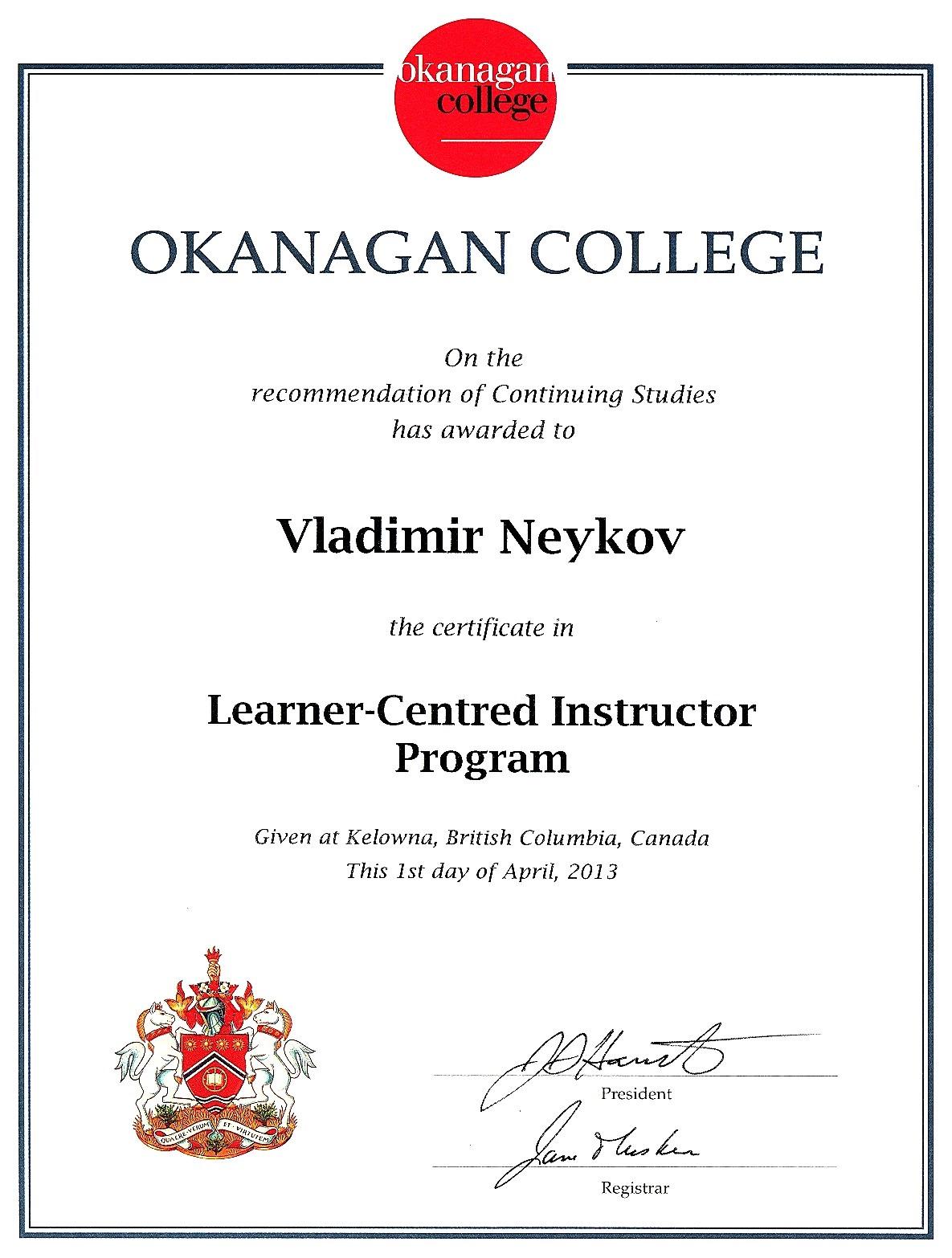 Okanagan College